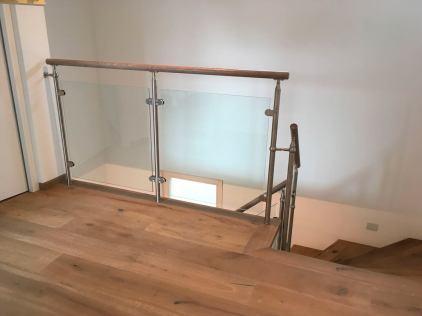 Schutzgelaender Glas Design