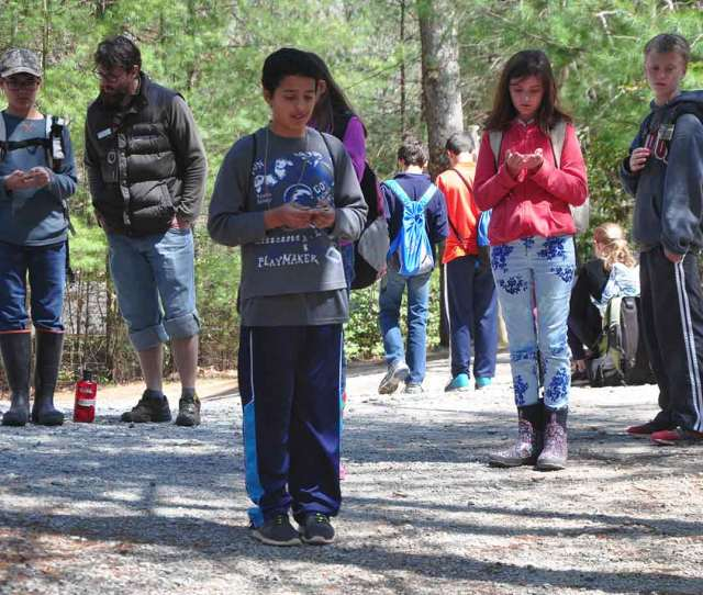 Mountain Trail Outdoor School Photo Gallery