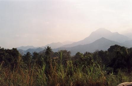 Walking safari Tanzania: the Uluguru mountains in southern Tanzania