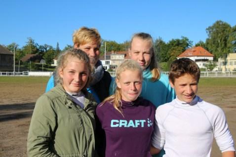 KVL-Team in Schwerin