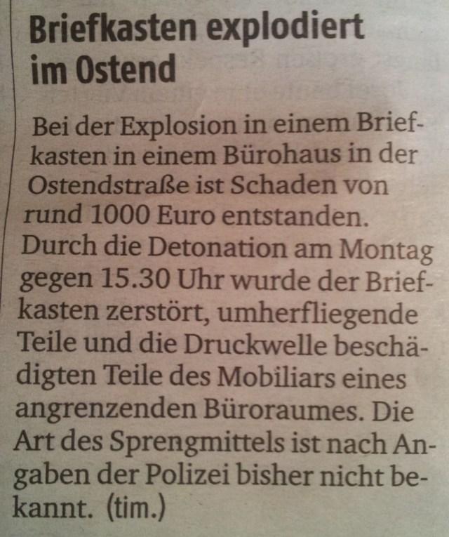 Amtshilfe aus Kreuzberg
