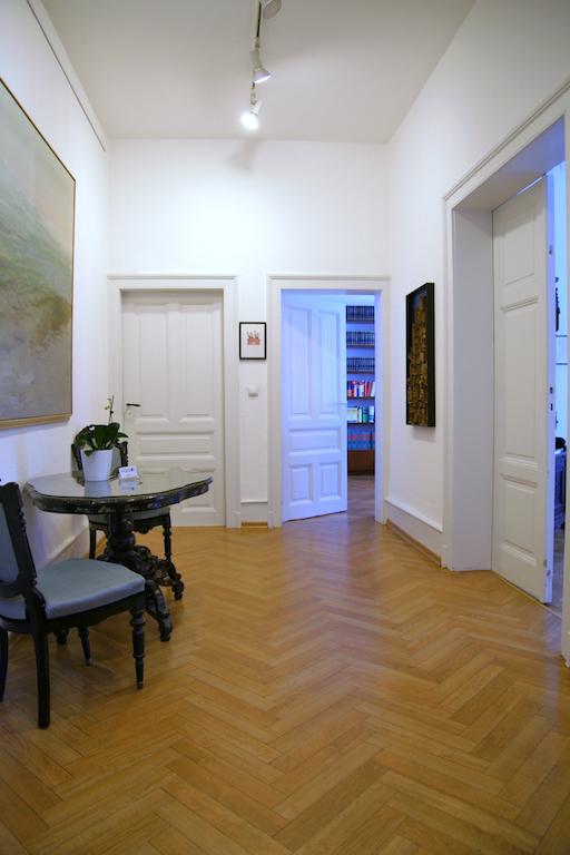 Kanzlei Schroth, Kiesinger und Kollegen - EInnenansicht Eingangsbereich
