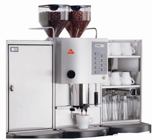 高福餐飲設備有限公司-咖啡機
