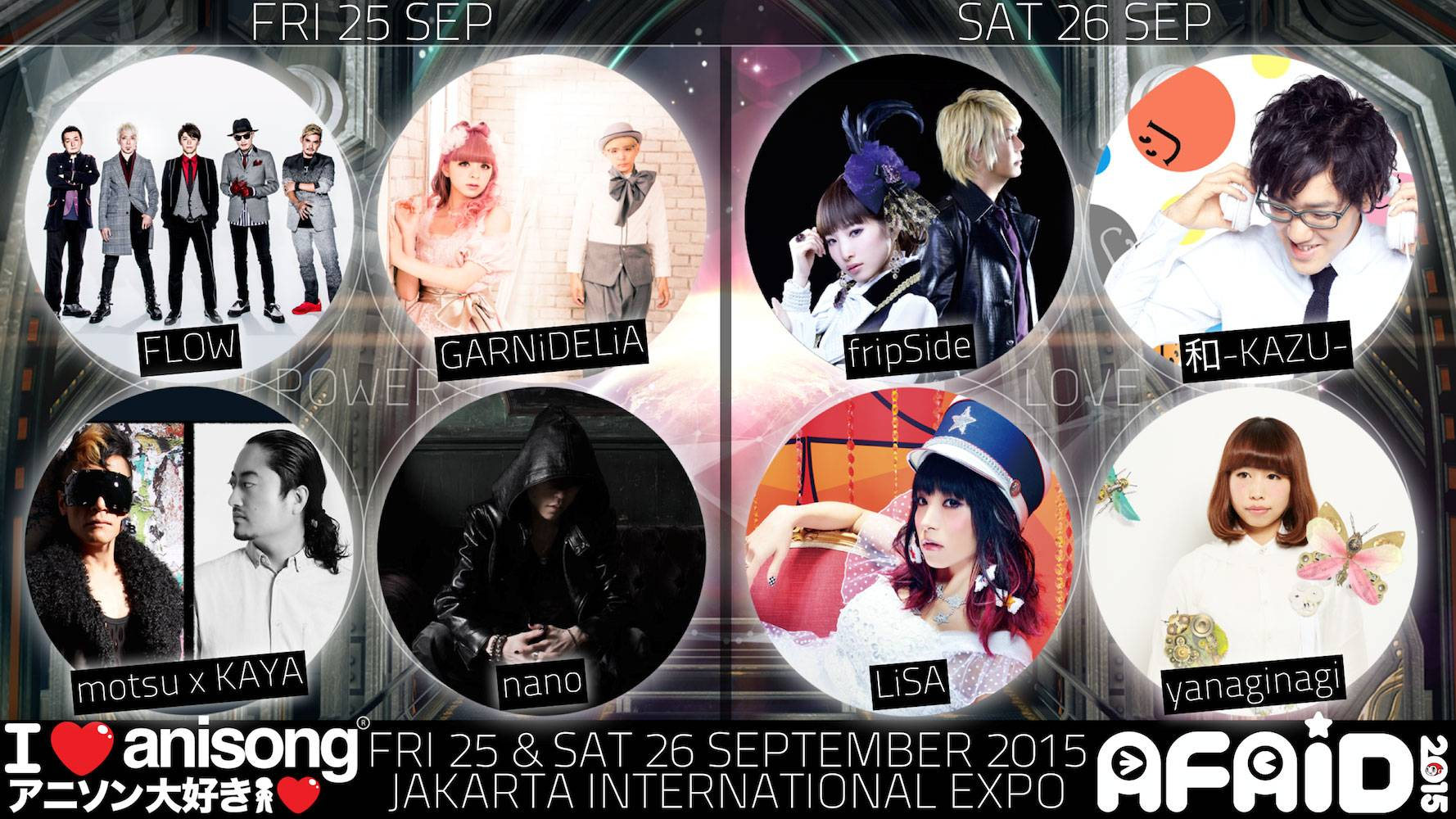 Anime Festival Asia Indonesia AFAID 2015