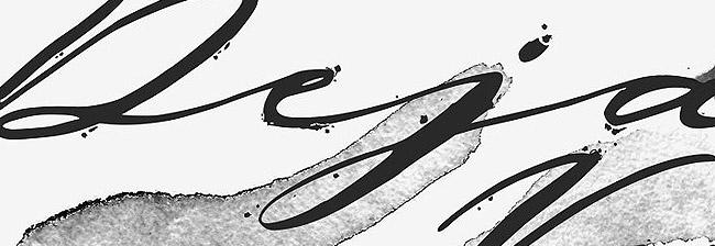 Fuente script gratis: Dejavu – Noticias Diseño