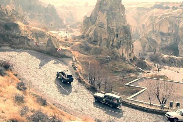 Kapadokya Jeep Safari Turları
