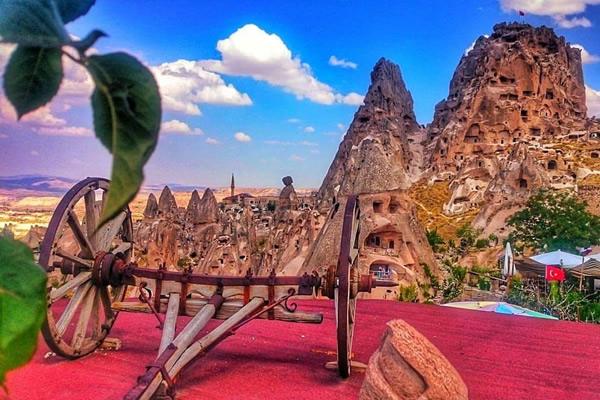 Kapadokya'da Turizim