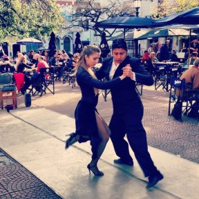 Tango in San Telmo, Buenos Aires - Kapcha The World