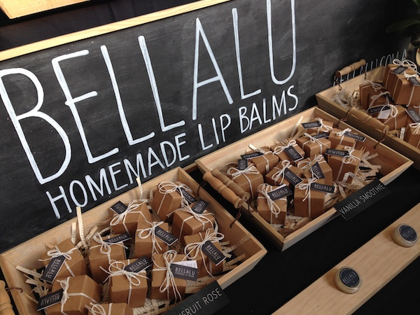 Bellalu Lipbalms