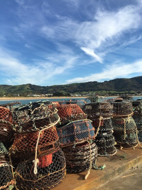 Cray pots, Apollo Bay, Great Ocean Road