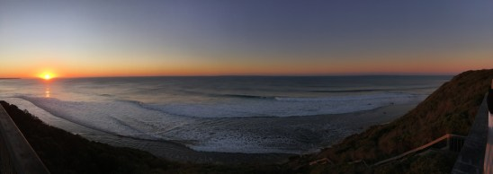 Sunrise at Winkie Pop Beach, Torquay, Great Ocean Road