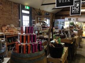 Produce shop, Agrestic Grocer, Orange Wine Tours