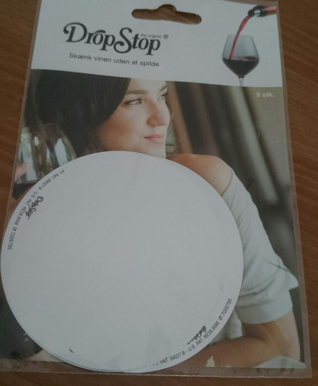 DropStop – Weinzubehör aus Dänemark