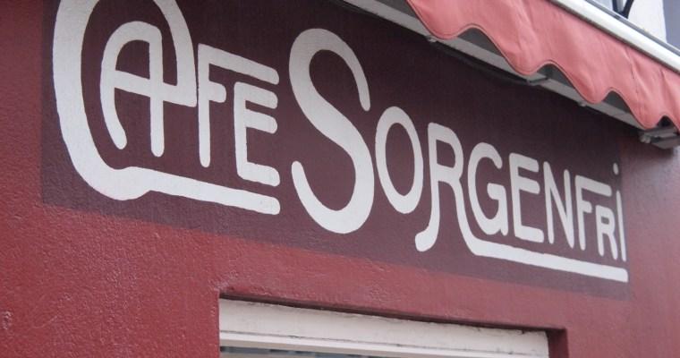 Lieblingsplätze #24 Café Sorgenfri