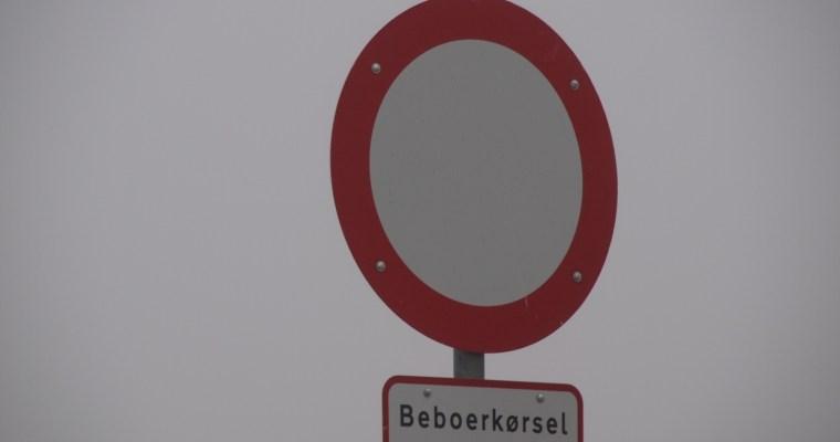 Schilder an Dänemarks Straßen #25