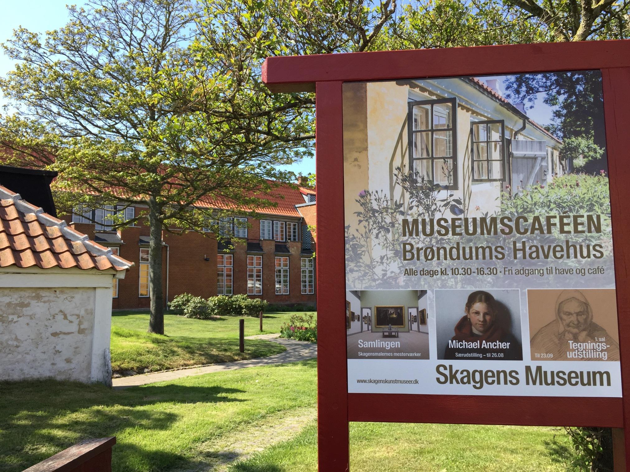 Ein Tag im Skagens Museum