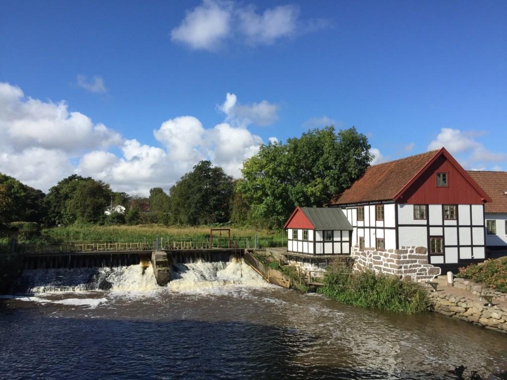 Sæby Wassermühle