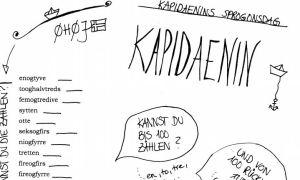 Die Dänischen Zahlen Kapidaenin Der Dänemarkblog
