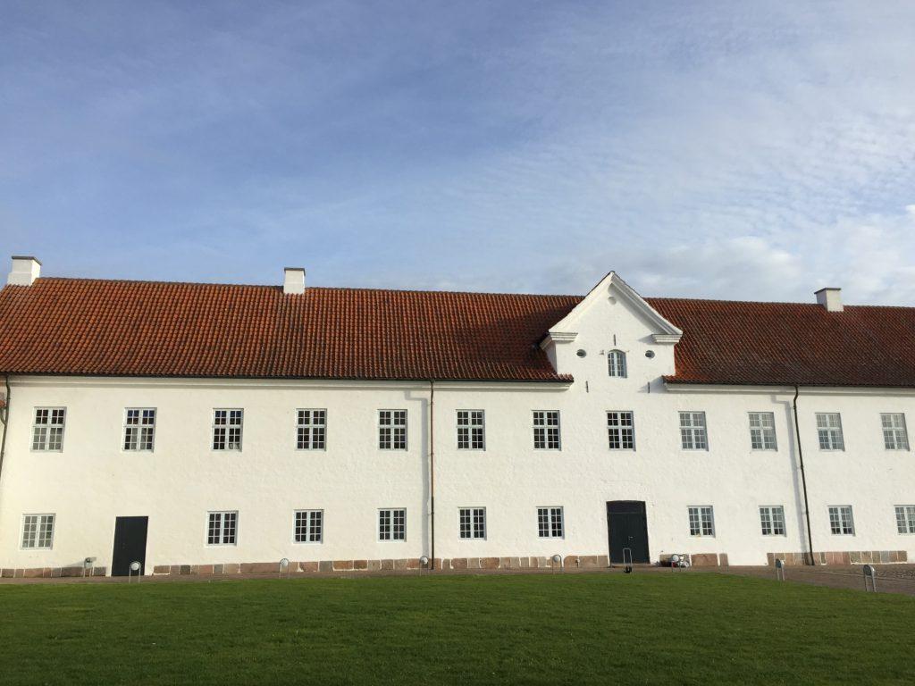 Vitskøl Kloster Ostflügel