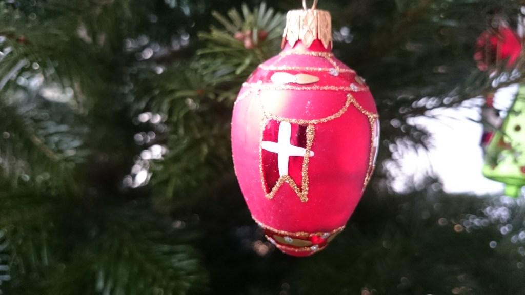Danebrog Juletræet