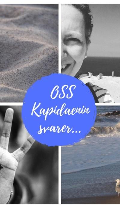 OSS – Kapidaenin svarer – Trivia Tag