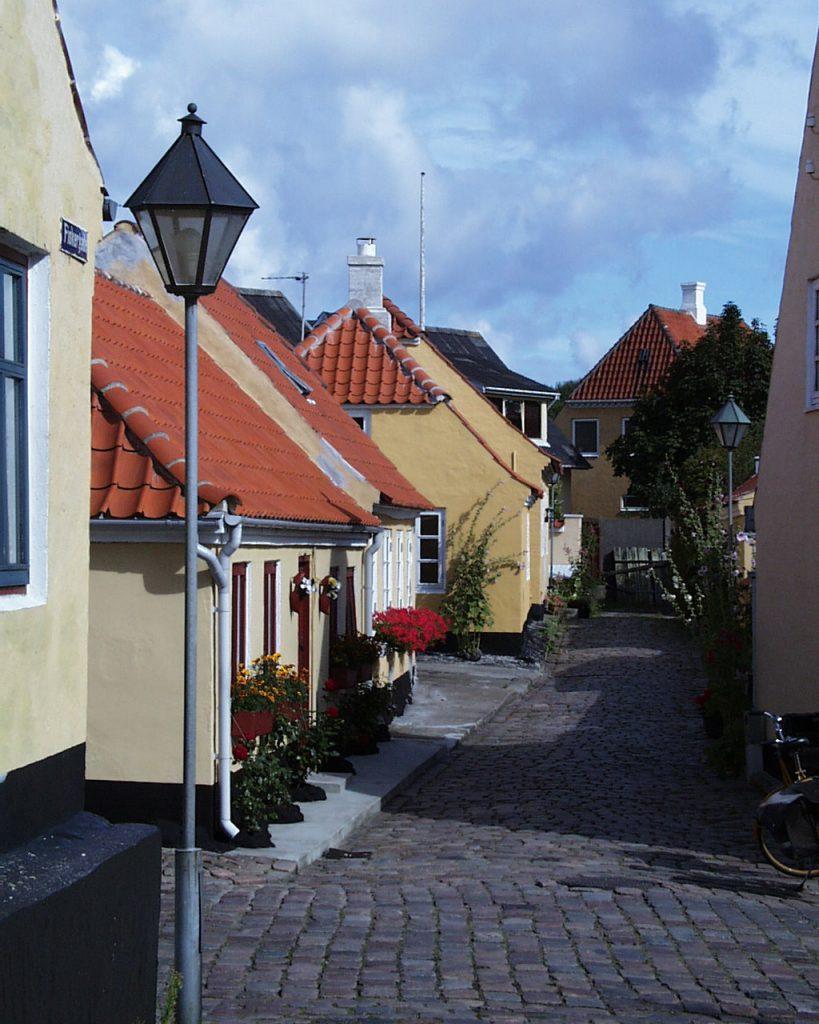 Der älteste Stadtteil: Fiskerklyngen