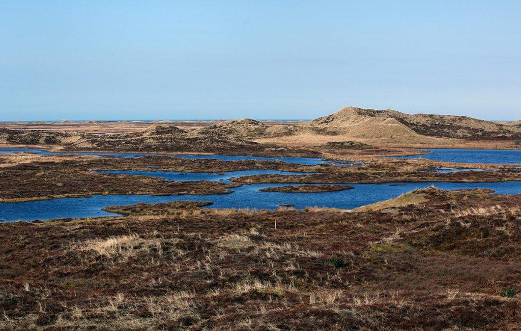 Seenlandschaft Nationalpark Thy