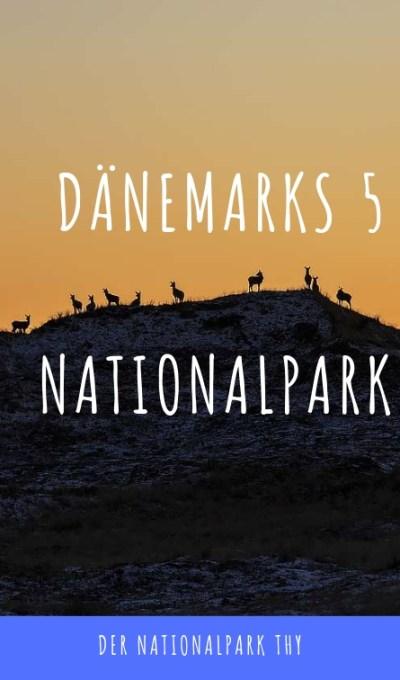 Der Nationalpark Thy