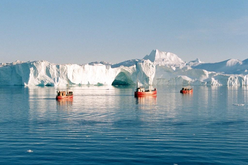 Groenlamd Ilulissat Eisfjordfahrt 00041