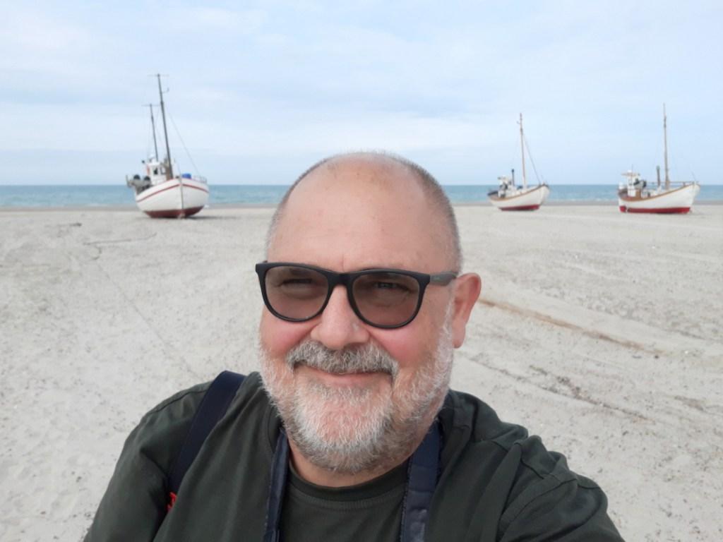 Hans Klueche Selfie Slettestrand 144802_1