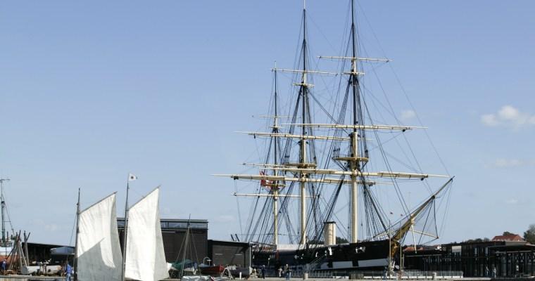 Danske Smørhuller – Insidertipps für Dänemark #50 Fregatte Jylland