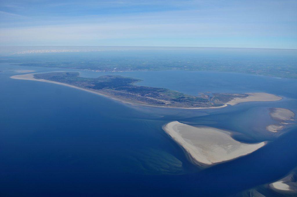 Fanø - Luftbild