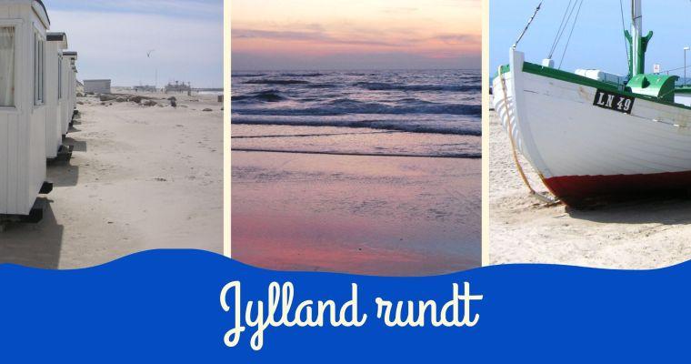 Eine Reise durch Dänemark – Von Nr. Lyngby nach Blokhus