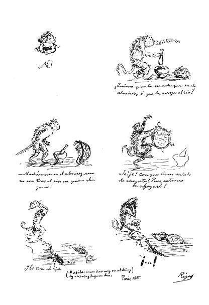 The Monkey and the Tortoise / Ang Buhay ni Matsing at ni