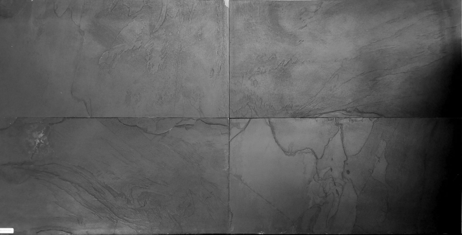 12x12 12x24 black slate kaplan flooring