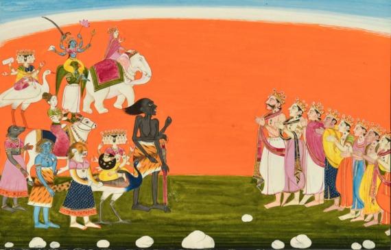 Homage of the Gods 570x365 acf cropped - India