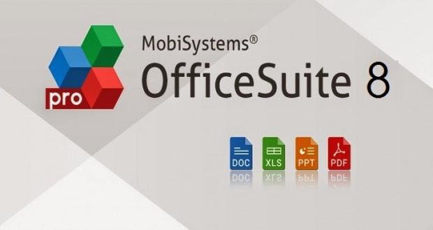 Download OfficeSuite 8 Premium And PDF Converter v8.1.2641 Apk Free ...