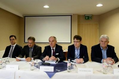 Szalay Ferenc; Cser-Palkovics András; Kósa Lajos; Papp László; Szita Károly