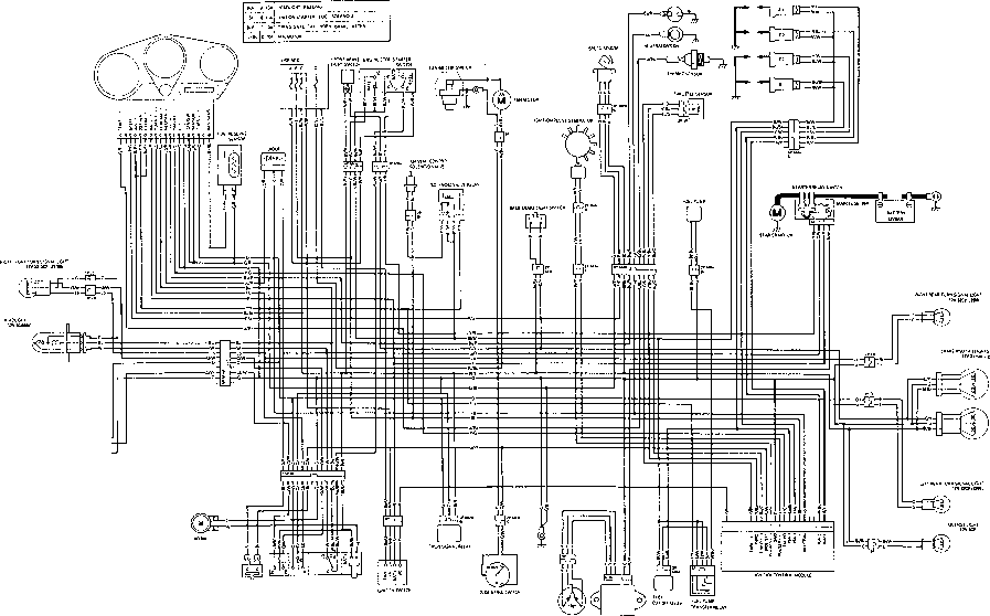 Cbr F4i Wiring Diagram. Engine. Wiring Diagram Images