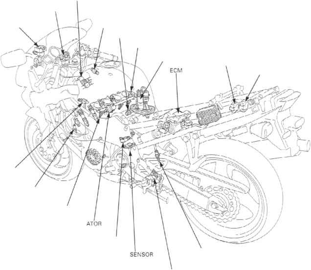 Cbr F4i Main Engine Wiring Diagram