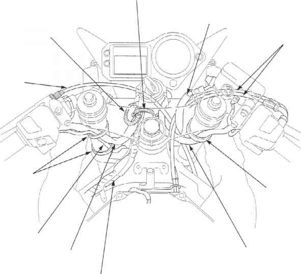 2002 Honda F4i Wiring Diagram