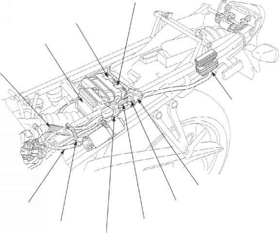 honda cbr 600 fuse diagram