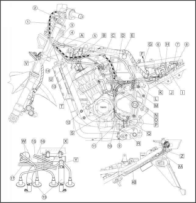 Wiring Diagram Home Yamaha Xs650 Chopper Wiring Diagram Wiring