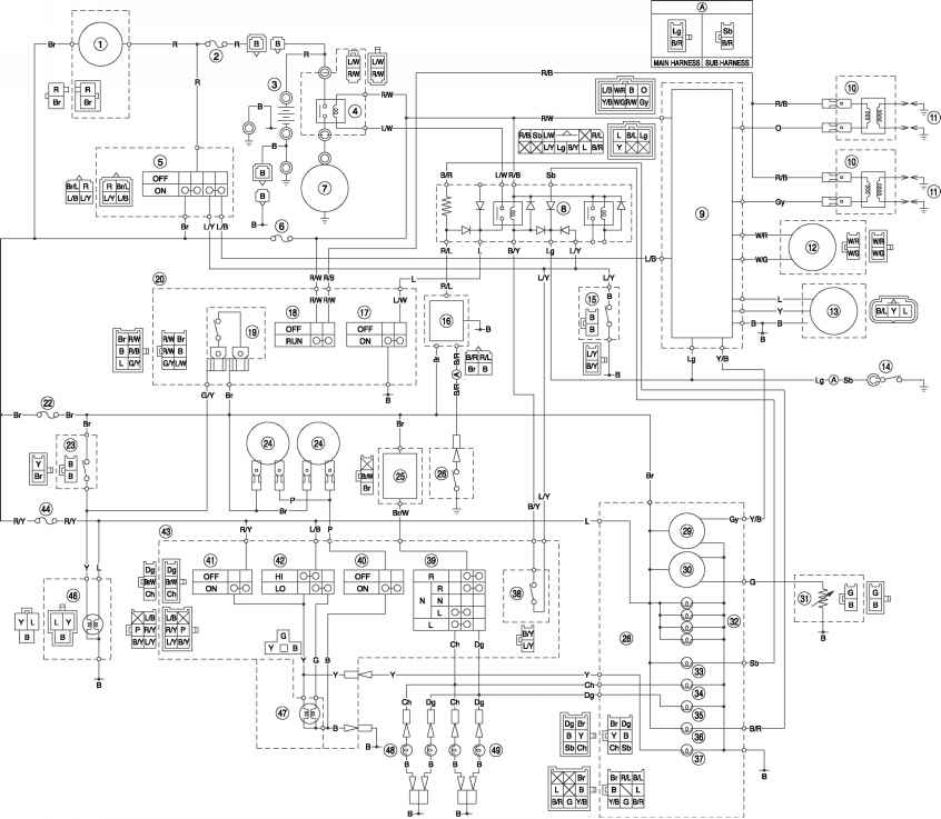 Sno Way Wiring Diagram Sno-Way Wiring Diagram Model