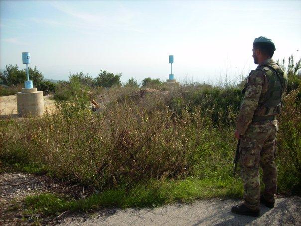 LIBANO: GRAVE VIOLAZIONE DELLA LINEA DI DEMARCAZIONE