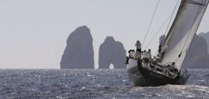 Tornano a Capri le Regate della Settimana dei Tre Golfi