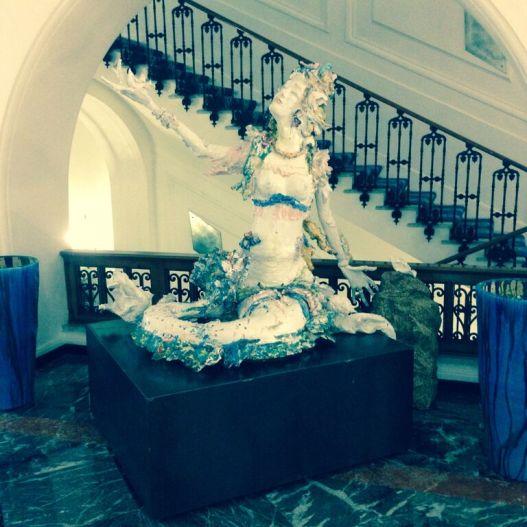 La Sirena di Capri andrà all'Expo e avrà un posto d'onore nel Padiglione Italia.