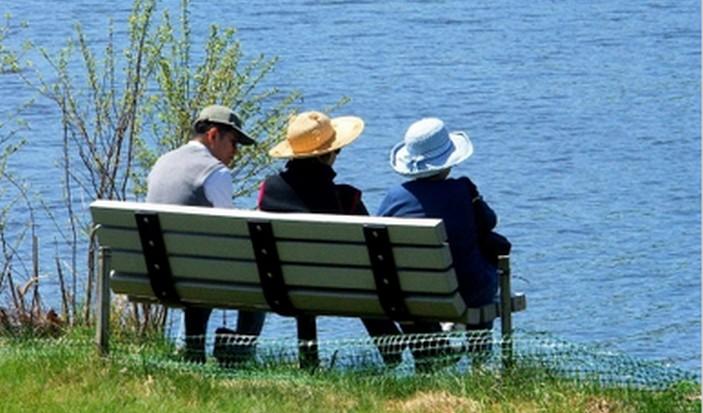 Rissa tra anziane per amore