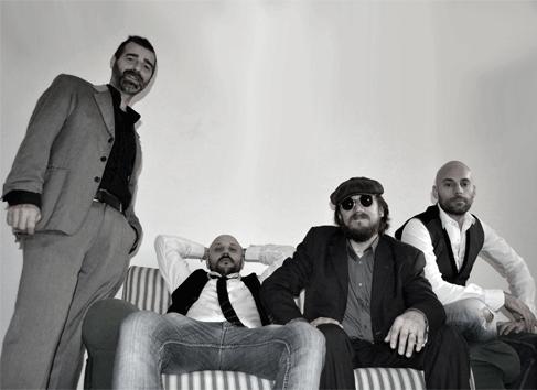 A The Untouchables di Bassano: viaggio musicale nel blues con i Night Train