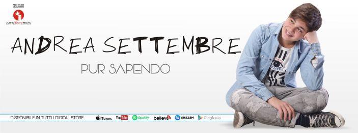 """""""Pus sapendo"""", il nuovo singolo di Andrea Settembre"""
